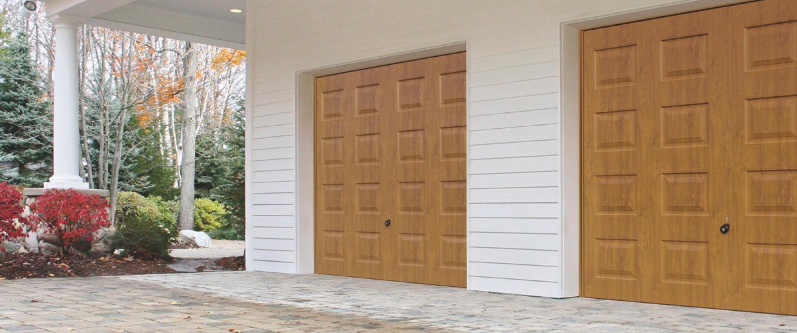 Porte de garage basculante motif 973 - Muller Stores